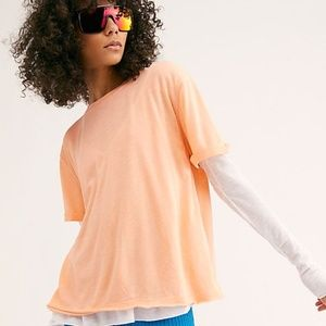 Free People We The Free Cassidy Tee L